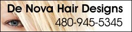 de nova hair designs salon scottsdale