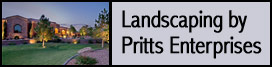 landscaping by pritts enterprises scottsdale