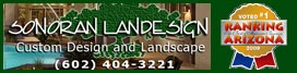 sonoran landesign, masonry, Scottsdale